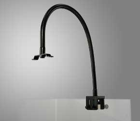 Gooseneck with Clamps for A160 & A360 Series LED Lights