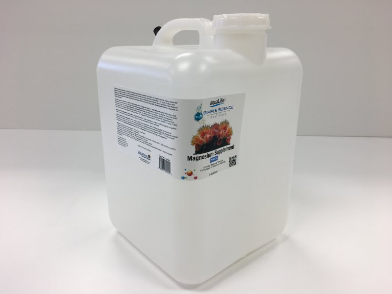 Simple Science Magnesium Part A 5 Gallon