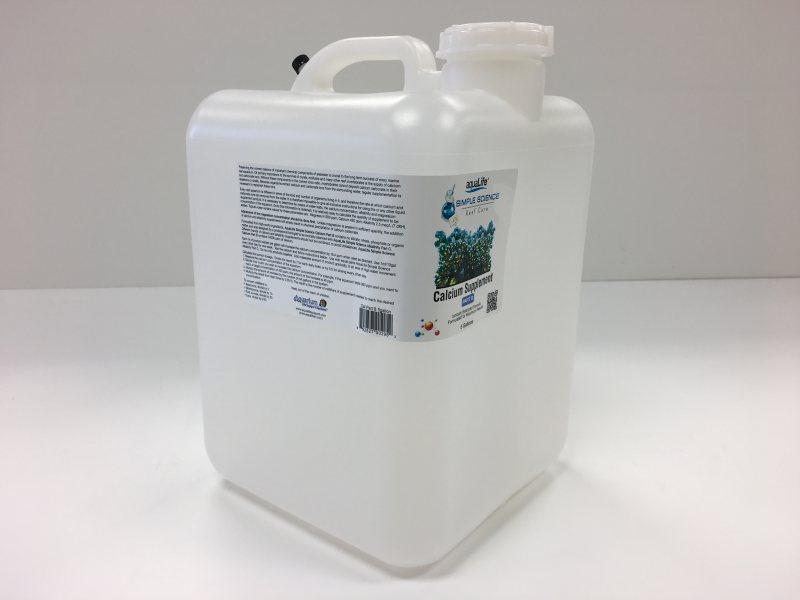 Simple Science Calcium Part B 5 Gallon