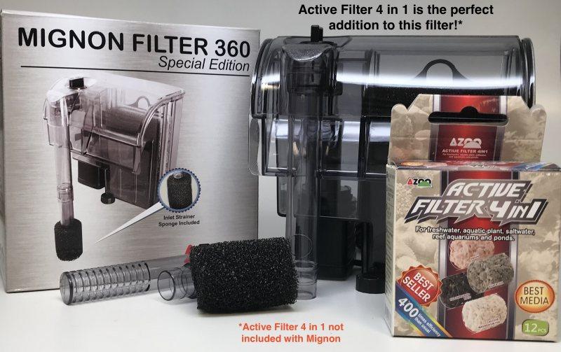 Mignon Filter 360 Special Edition - 95 GPH