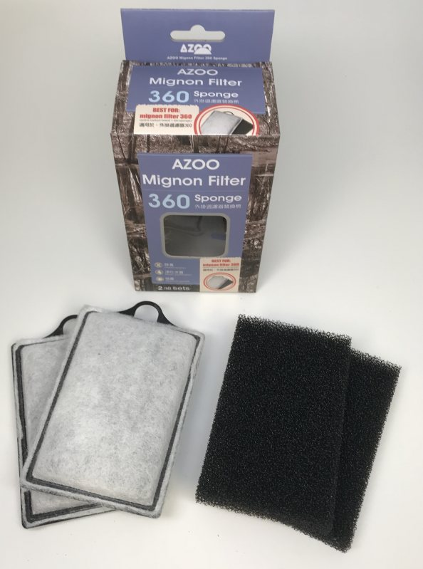 Mignon 360 Replacement Pad - 2 pack