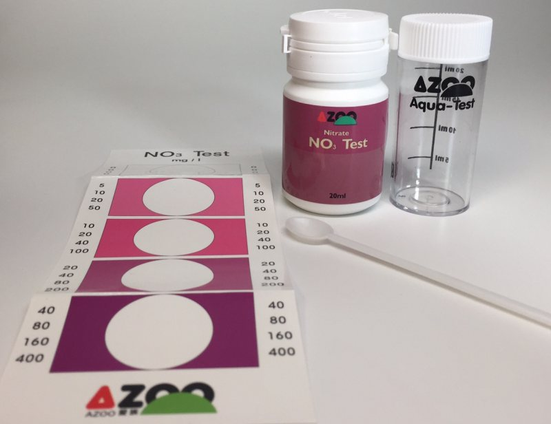 Nitrate NO3 Test Kit