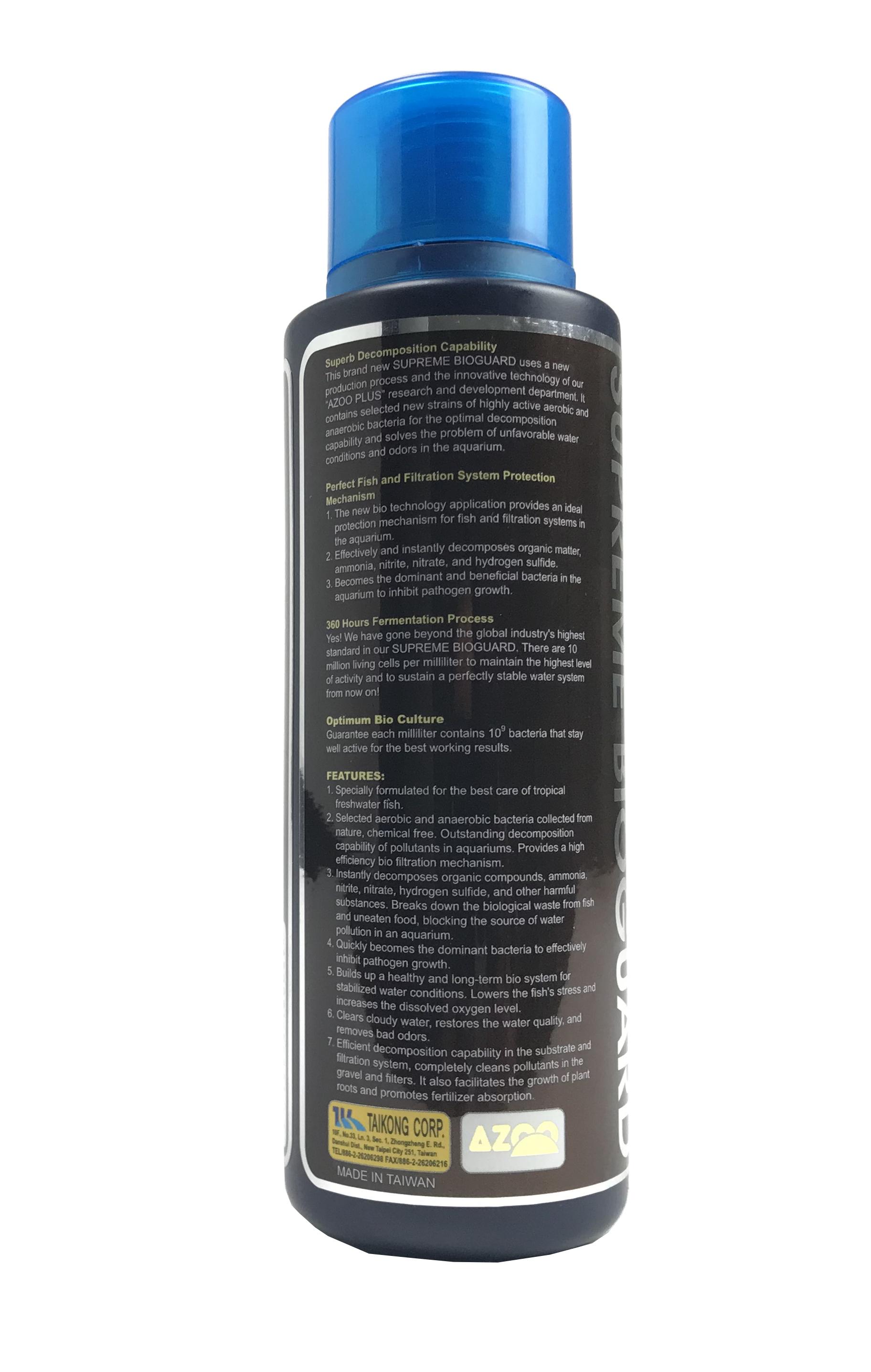 AZOO PLUS Supreme BioGuard - 250 ml