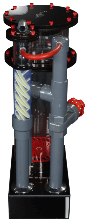 Bashsea Twisted Skimmer 8-30 up to 400 Gallons