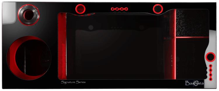 Bashsea SS-36 Signature Series Sump Black/Red 36