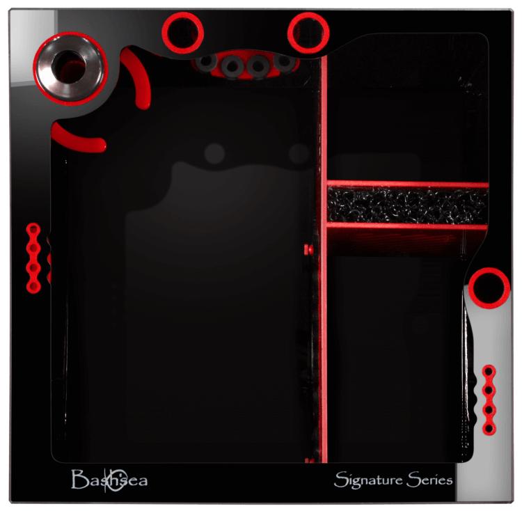 Bashsea SS-Cube Signature Series Sump Black/Red 20