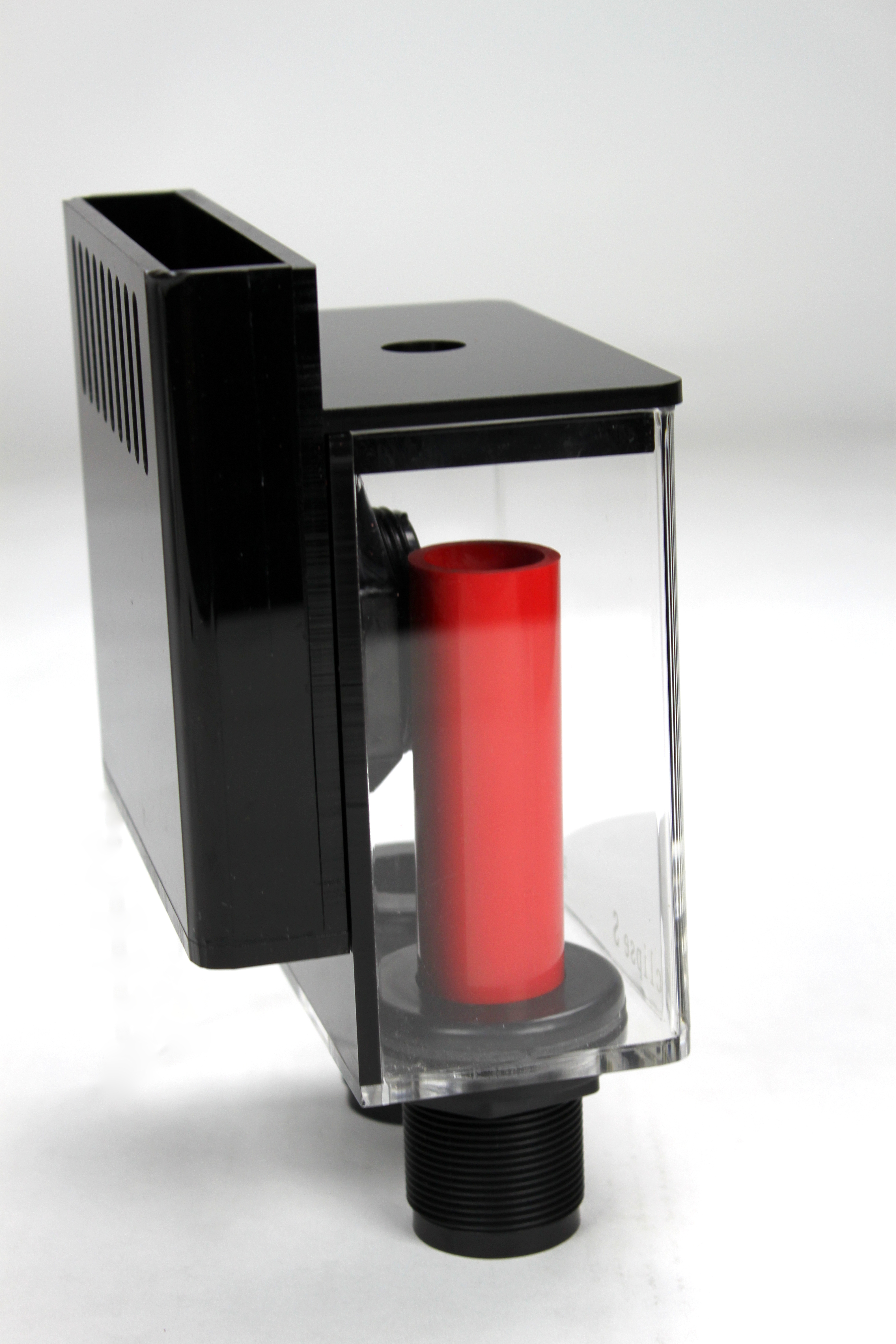 Eclipse S Slim Overflow Box up to 75 Gallons