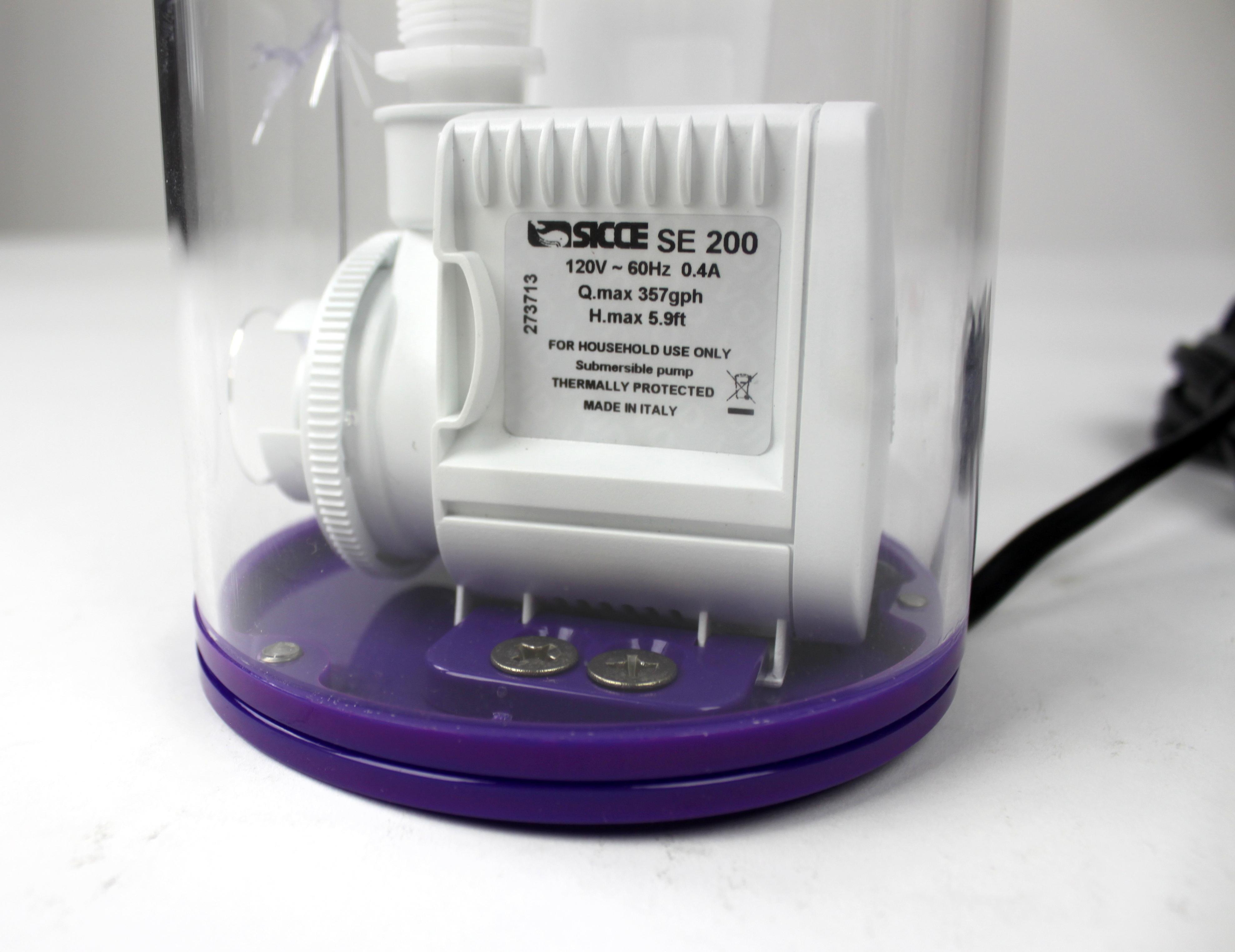 X-350 Axium 4th Generation Protein Skimmer for 300-450 Gallon Aquarium