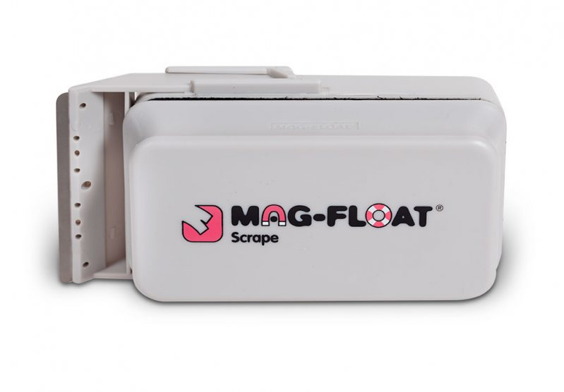 Mag-Float Scrape Stainless Steel Scraper Blades (2 Pack) for Large and Large Plus