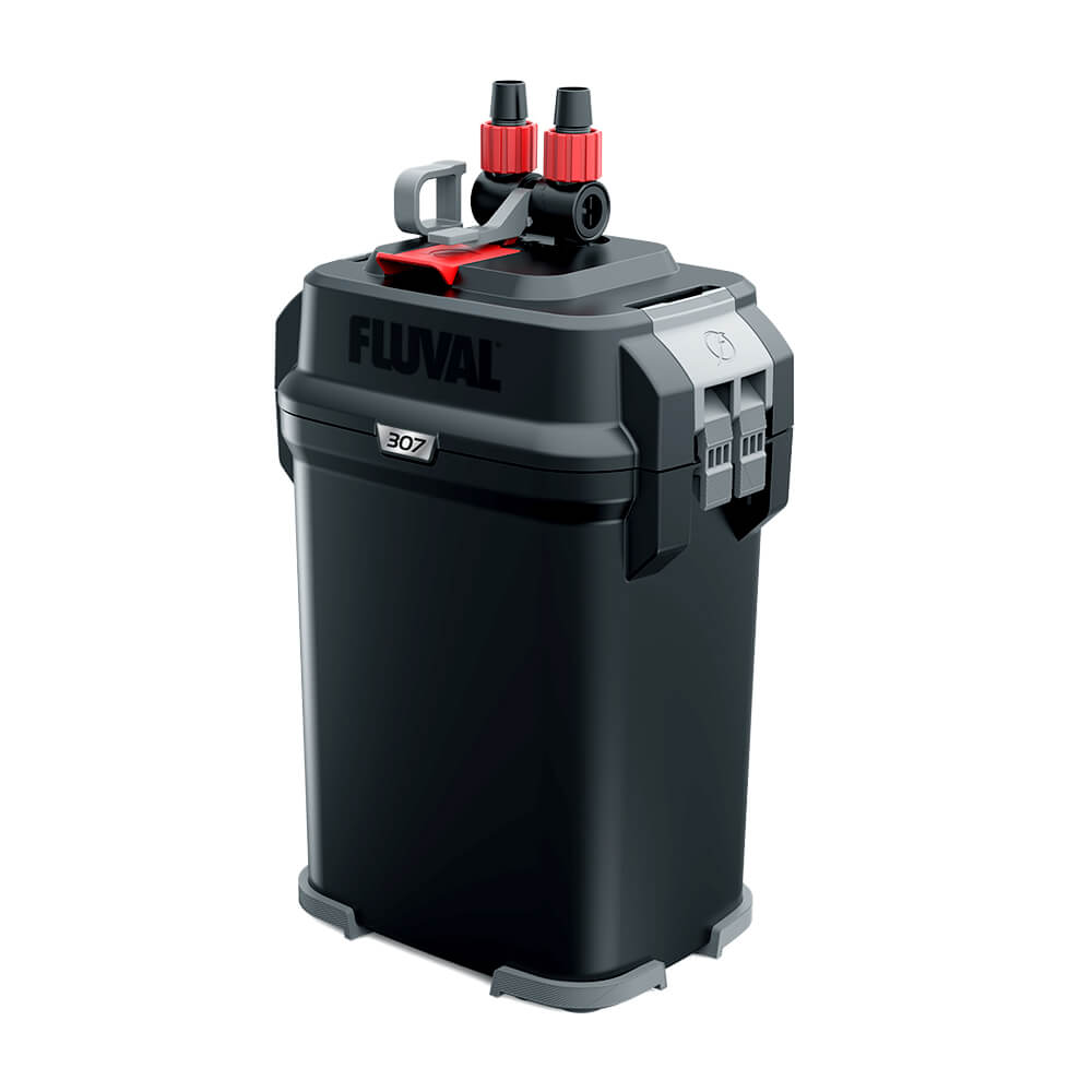 Fluval 307 External Canister Filter 303 gph Up to 70 Gallons