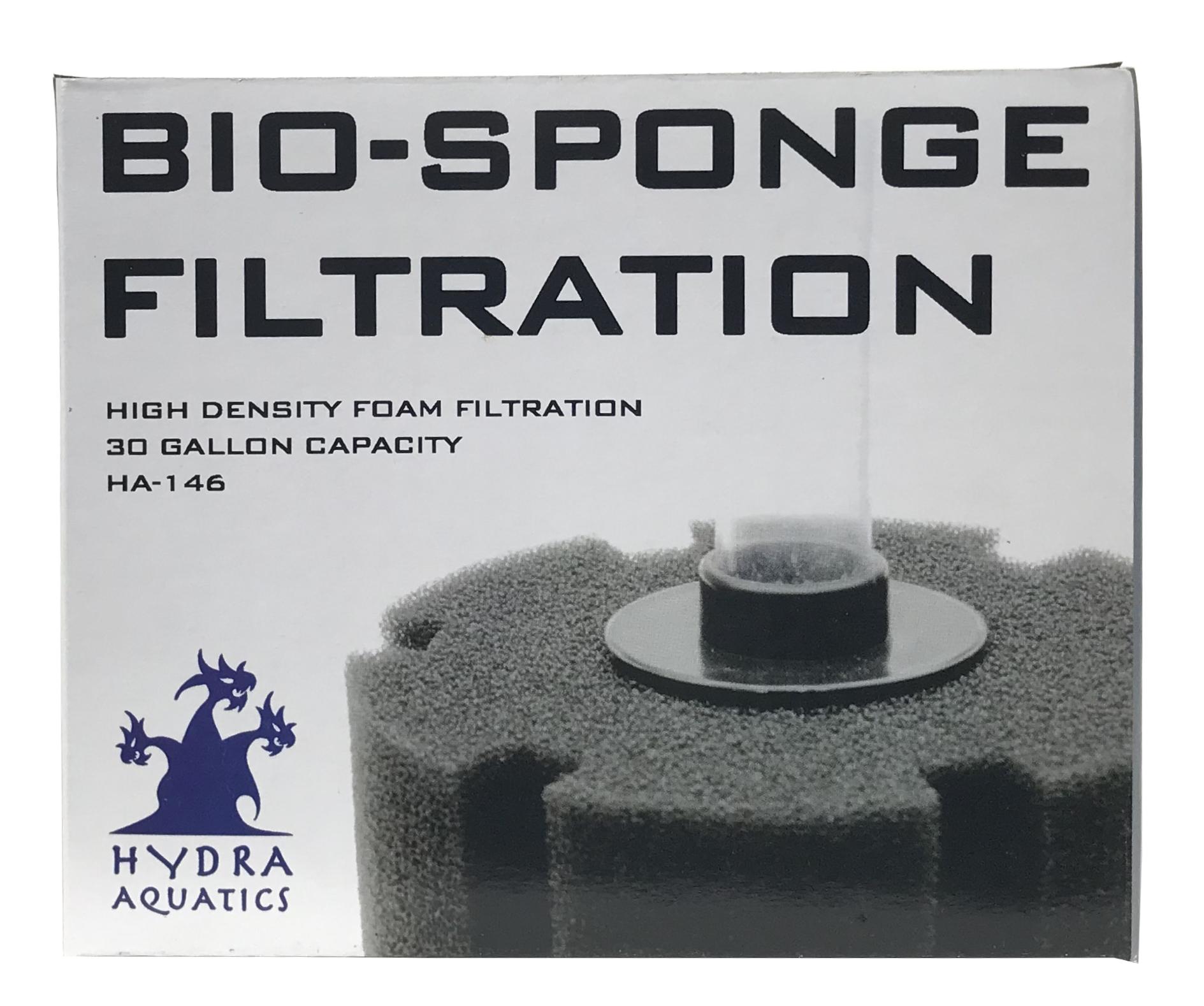 Hydra Bio-Sponge Filter - 30 gallon