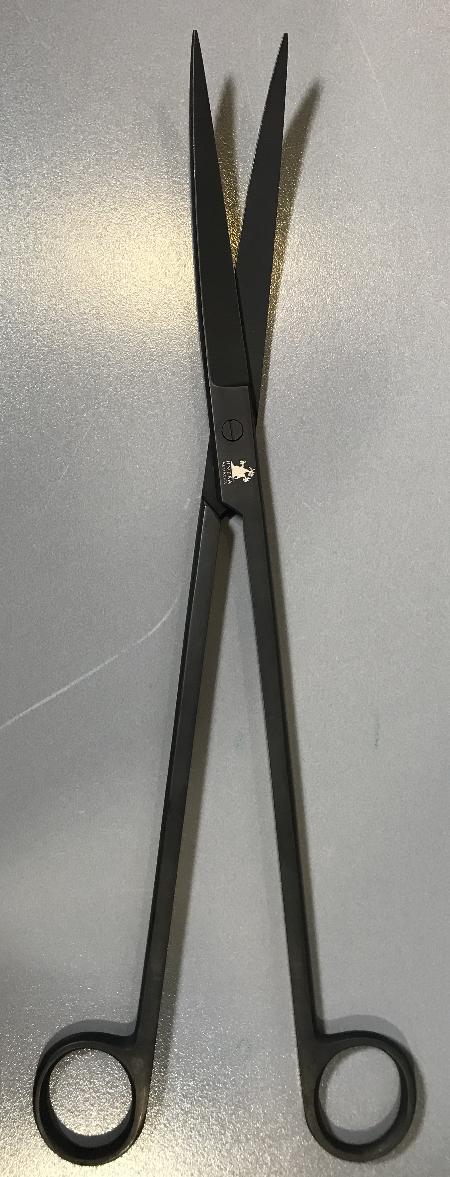 Curved Trimming Scissors - Black Oxide - 10