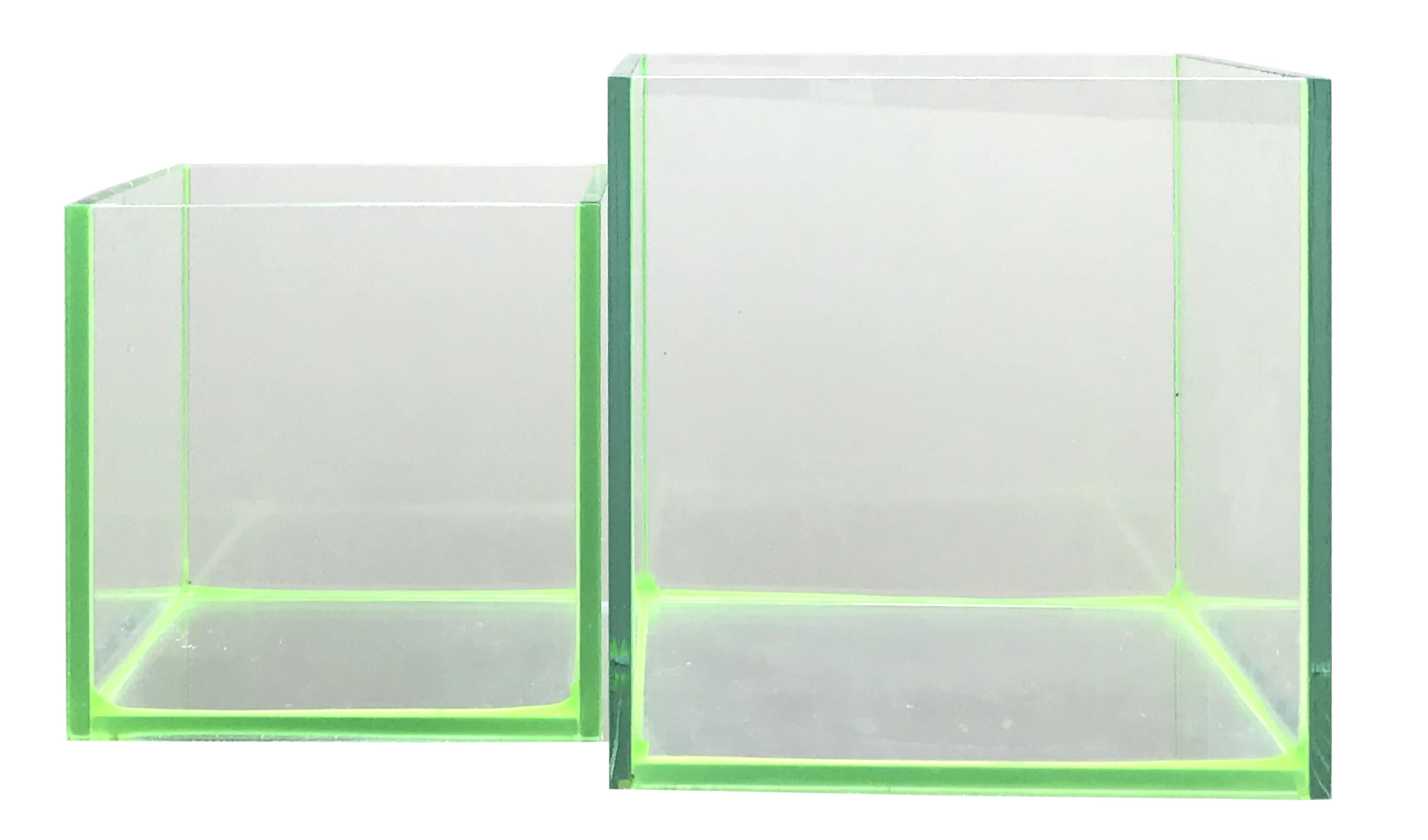 Color Betta Tank 2 in 1 (.46 Gal and .88 Gal)