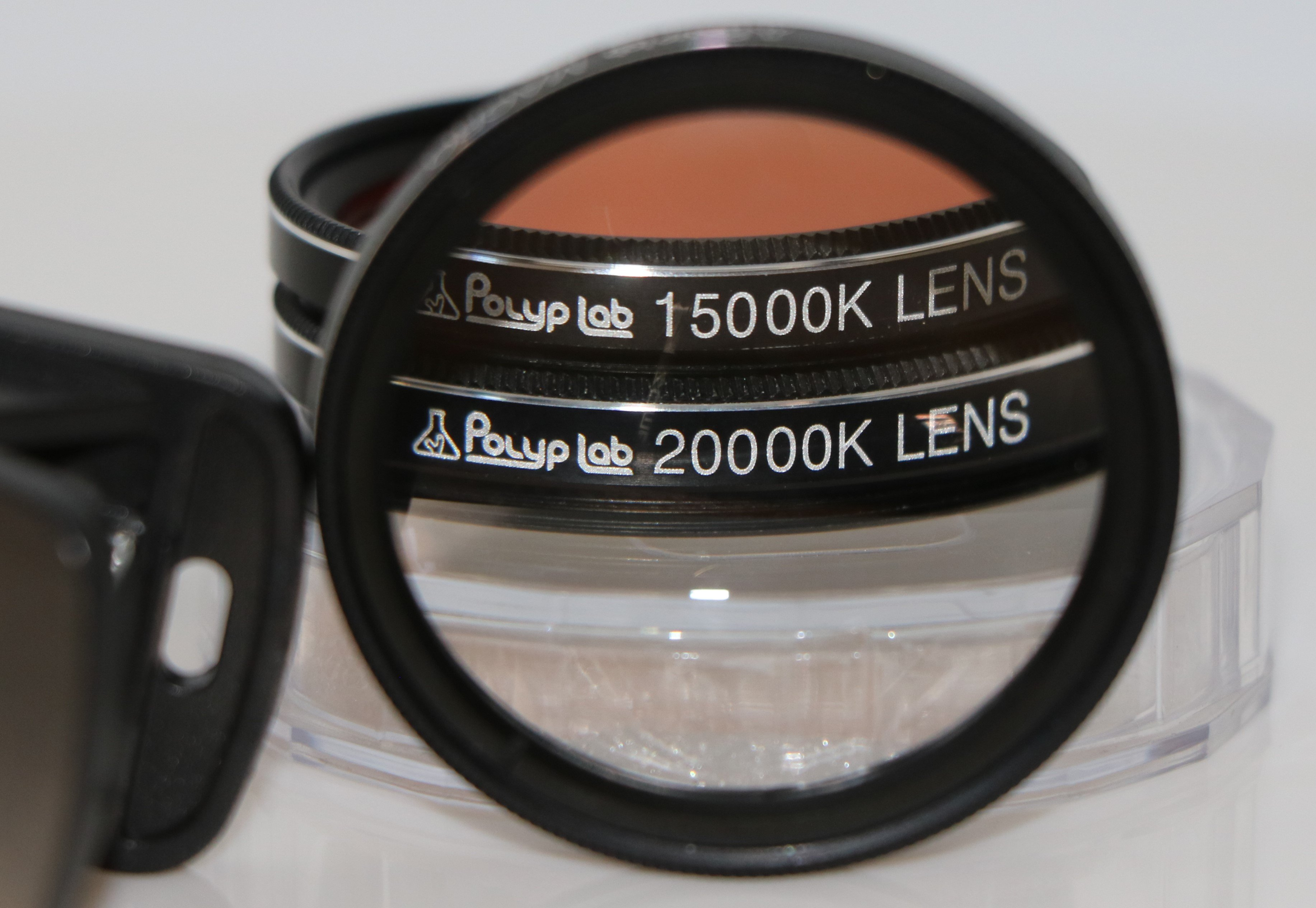 Coral View Lens