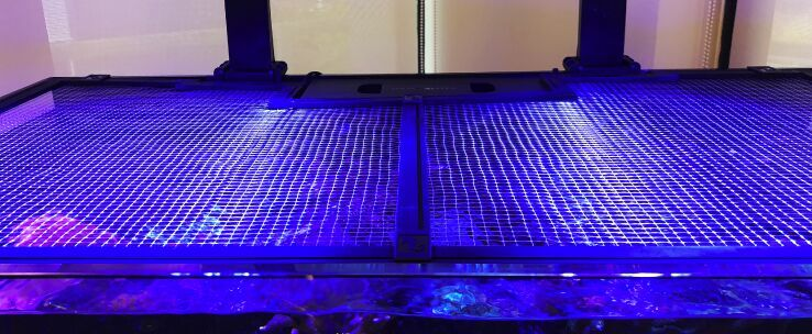 DIY Aquarium Net Cover Tank Net Screen 24