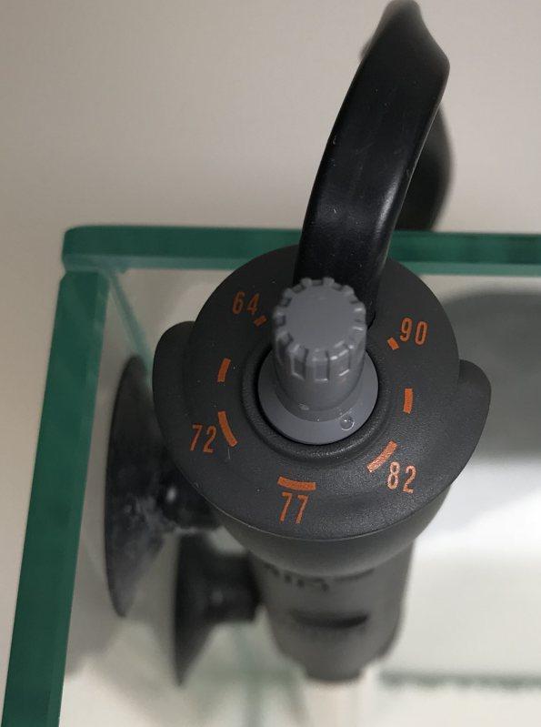 Scuba 100 watt Submersible Heater No Package NEW FULL WARRANTY *