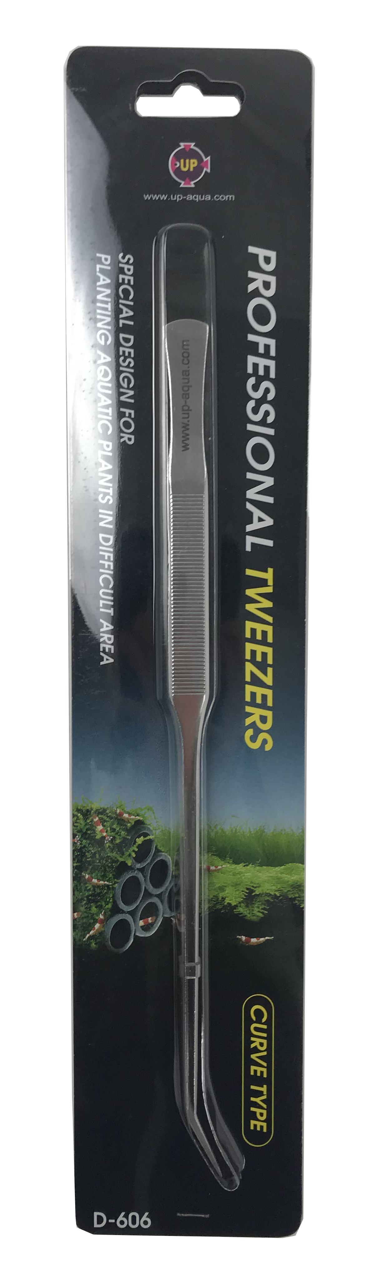 Tweezers - Curve Angle
