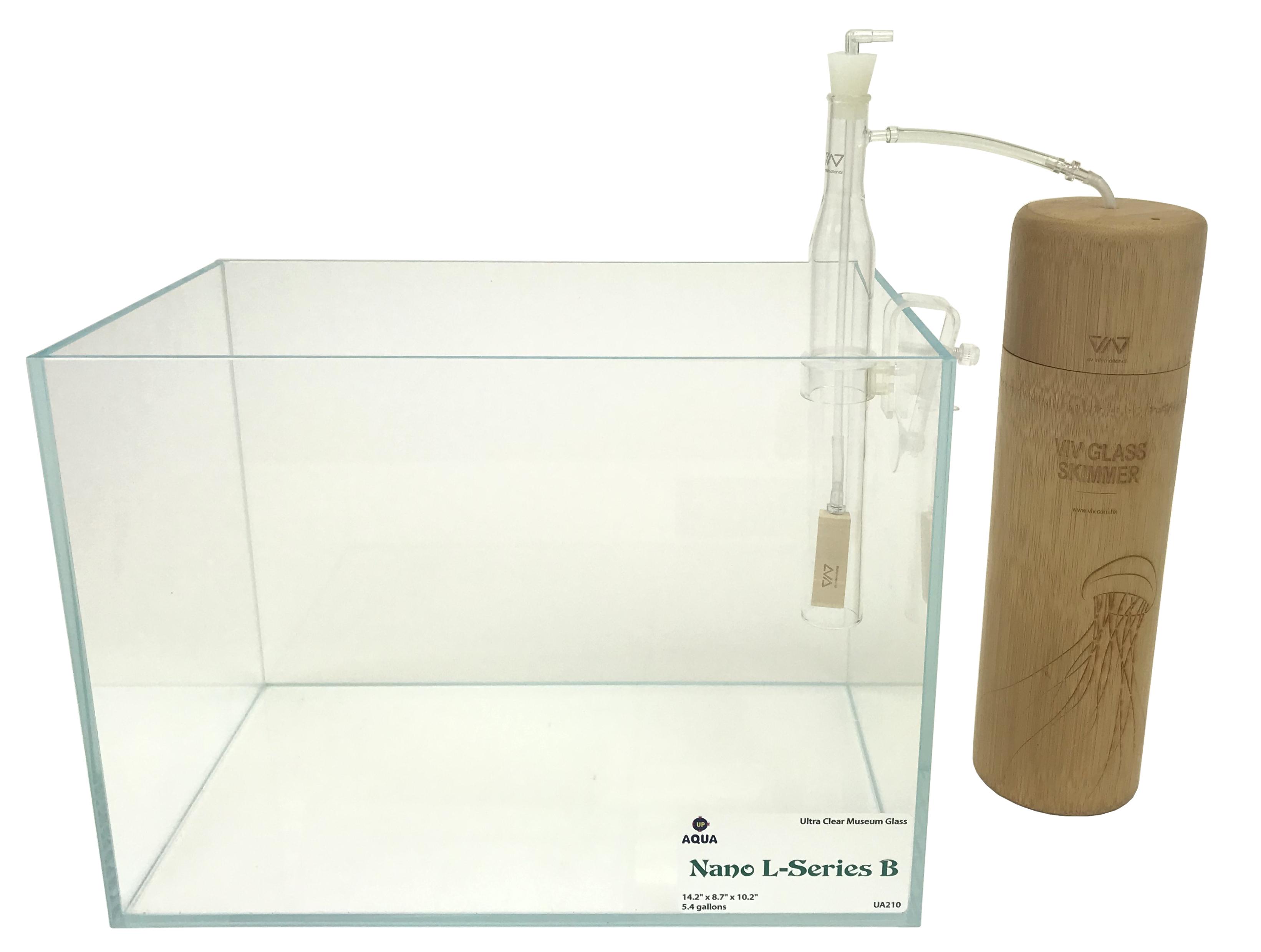 Sea Skimmer Glass Nano Protein Skimmer