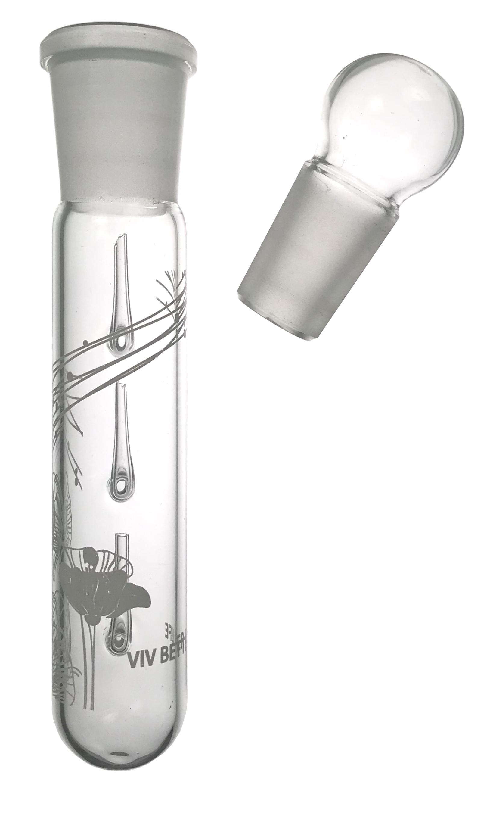 Planaria Trap Glass 140 mm