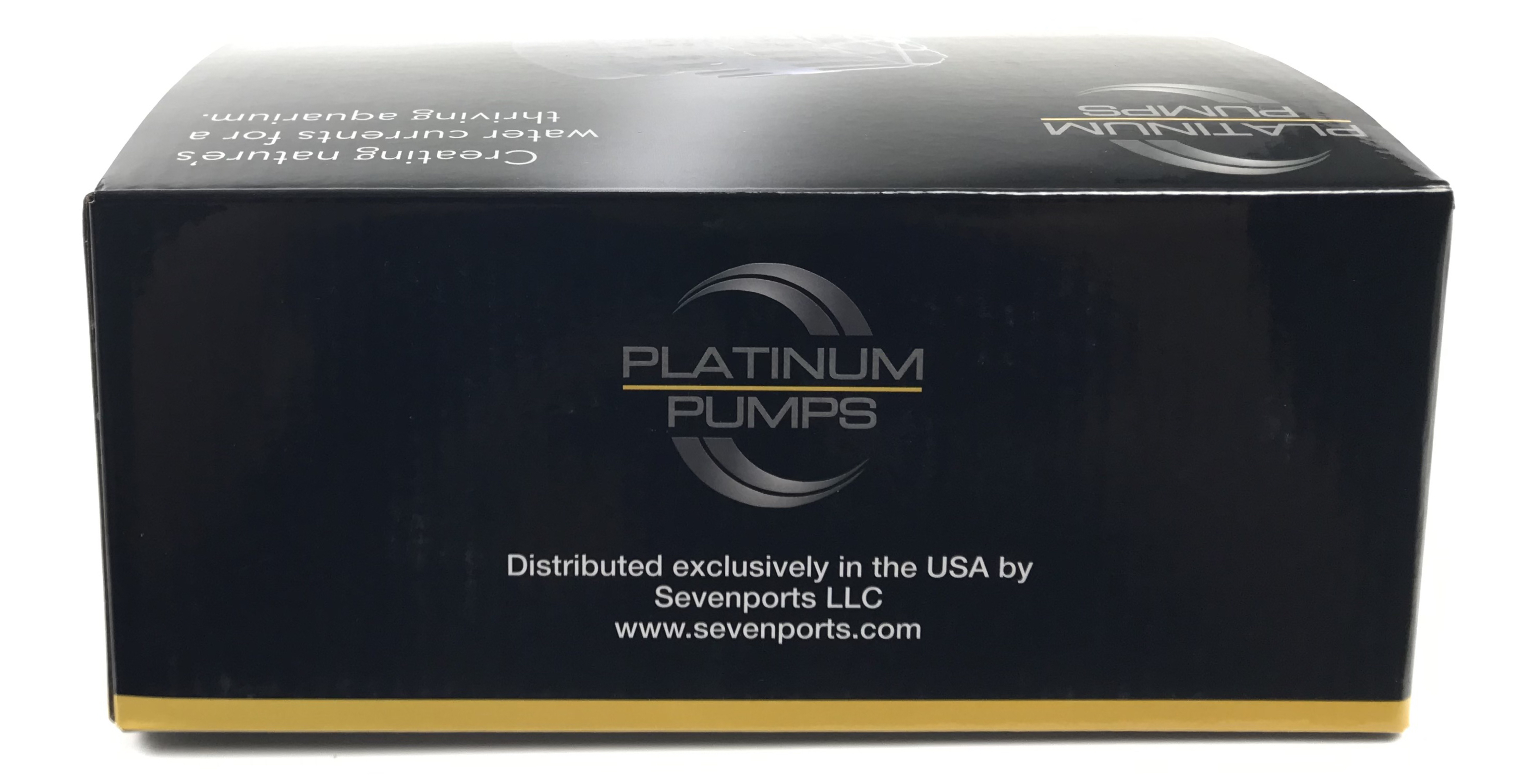 Platinum DC Slim Wave 2600 Pump - 2642 gph