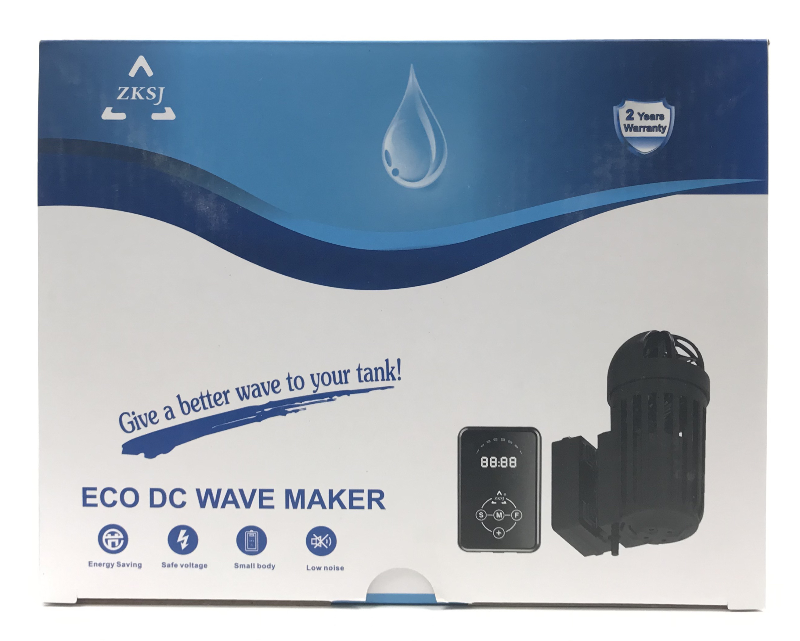 Eco Wave 25 - 1579 gph