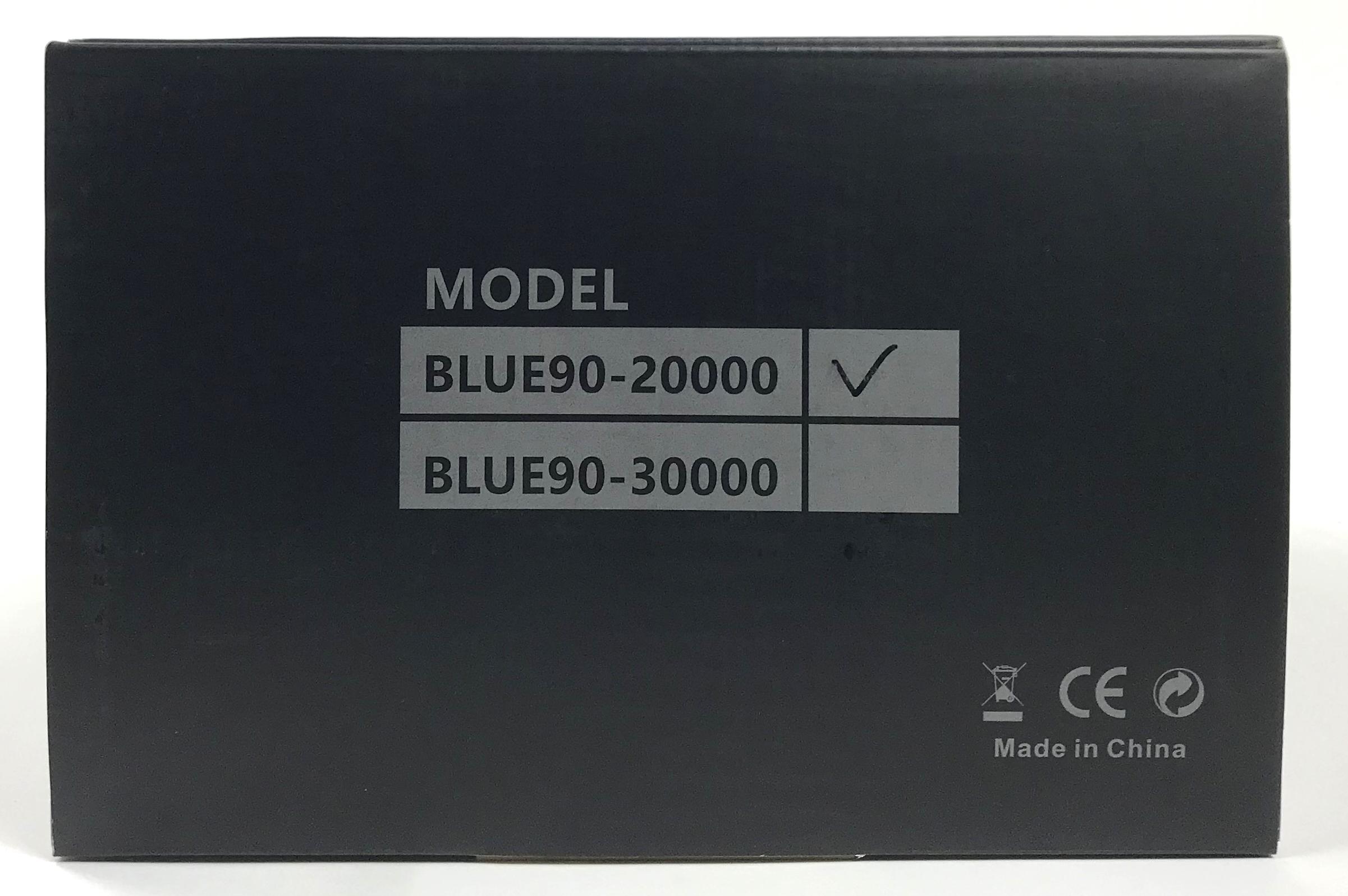 Platinum DC Blue 20000 Pump - 5263 gph
