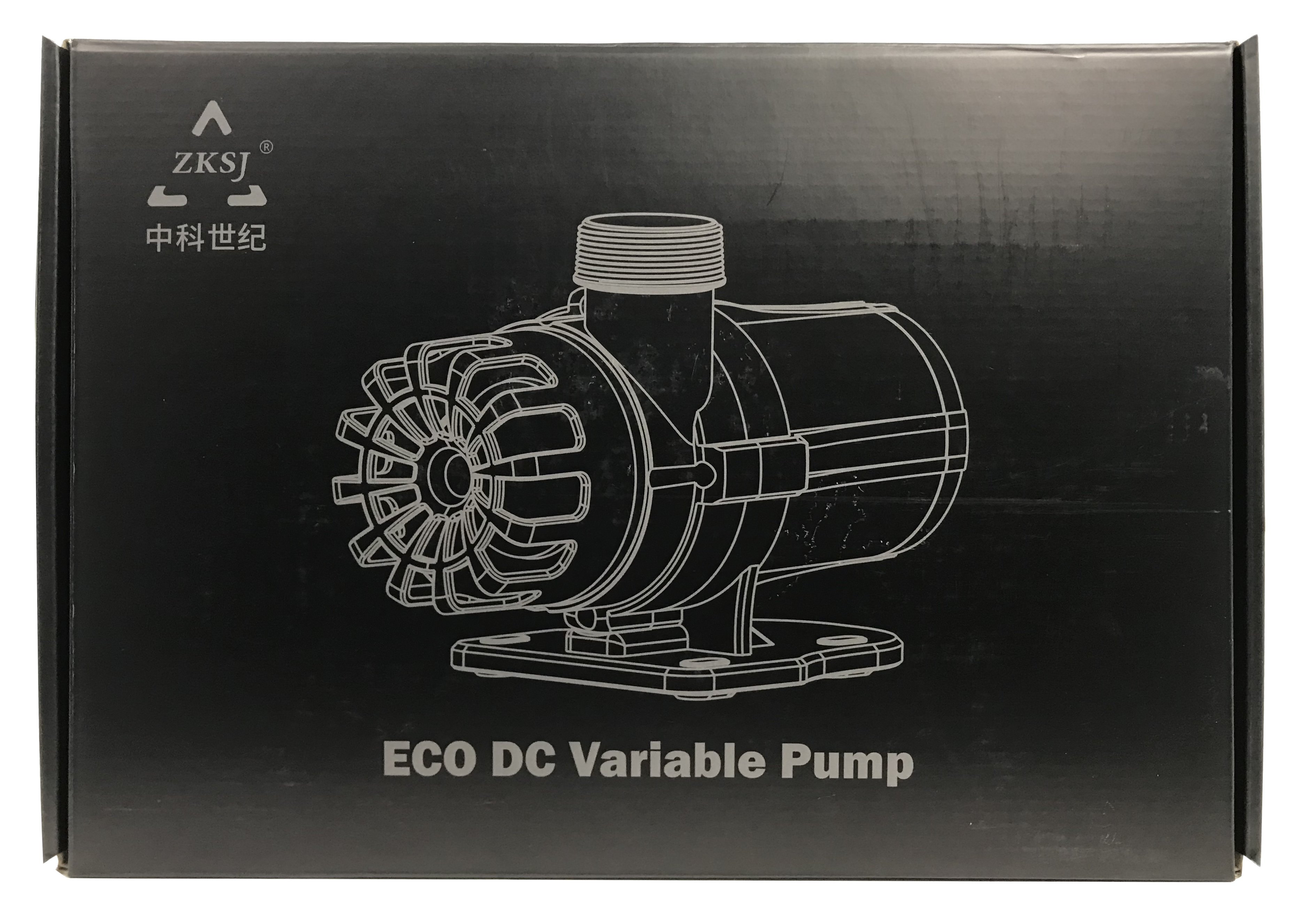 Platinum DC Blue 30000 Pump - 7895 gph